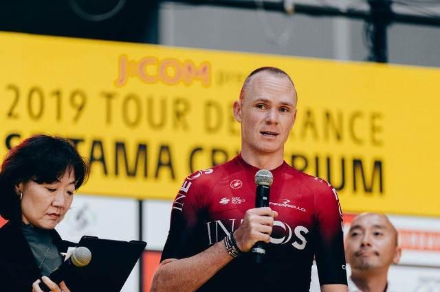 Крис Фрум: «Надеюсь вернуться в гонки в феврале 2020 года»