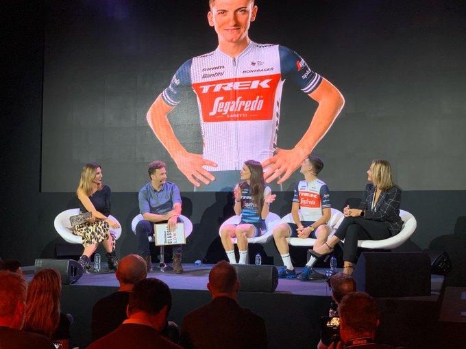 Велоформа команды Trek-Segafredo на 2020 год