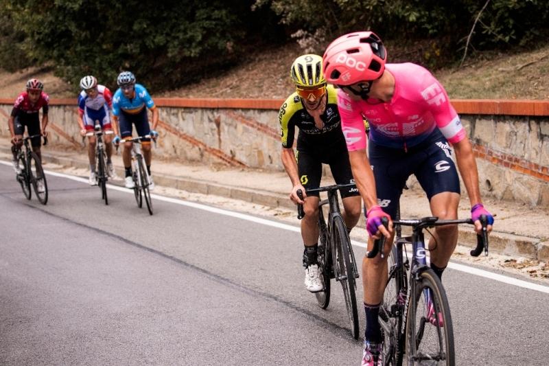 Майкл Вудс – победитель классики Милан-Турин-2019