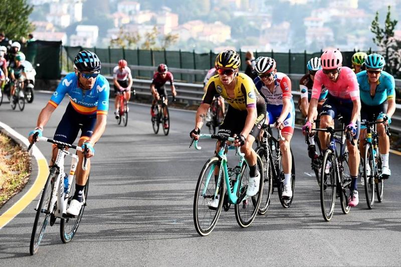 Алехандро Вальверде: «Были силы бороться за победу на Ломбардии-2019»