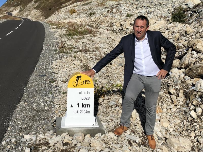 Кристиан Прюдомм: «Идея в том, чтобы сделать Тур де Франс-2020 как можно более разнообразным»