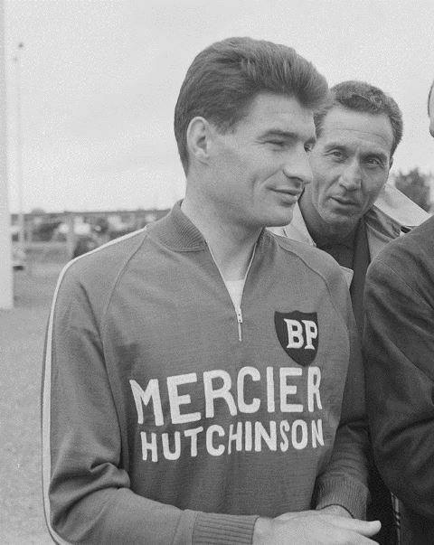 Умер легендарный французский велогонщик Раймон Пулидор
