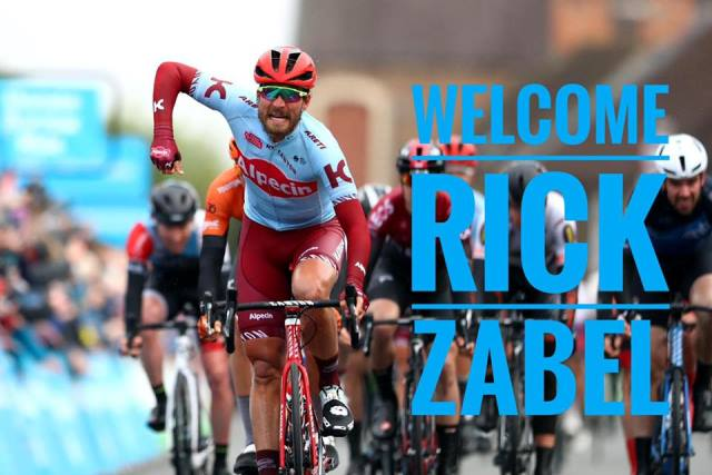 Рик Цабель и Мадс Вюрц Шмидт подписали контракт с командой Israel Cycling Academy