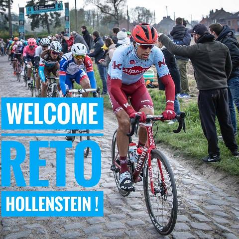 Алекс Даусетт подписал контракт с велокомандой Israel Cycling Academy