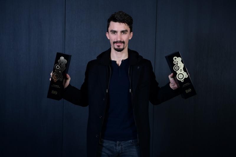 Жулиан Алафилипп получил премию Velo d'Or-2019