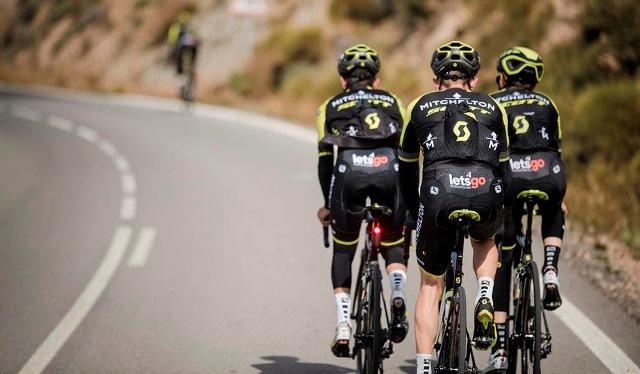 Велокоманда Mitchelton-SCOTT сформировала состав на 2020 год