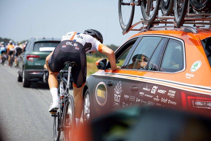 Датская велокоманда Riwal Readynez получила лицензию профессиональной  команды