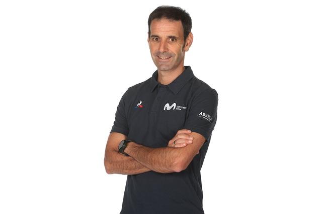 Пачи Вила переходит на работу в команду Movistar
