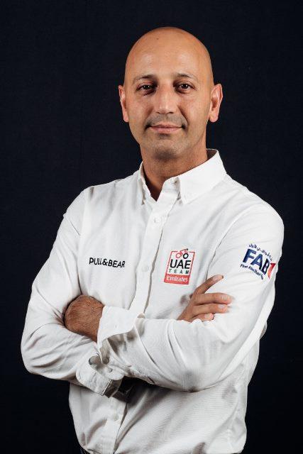 Директор команды UAE Team Emirates о поиске талантов и развитии молодых гонщиков