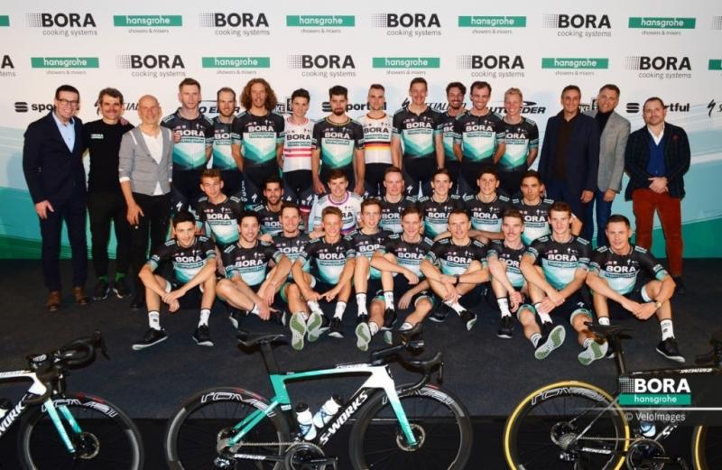 Команда Bora-hansgrohe о целях на сезон 2020 года