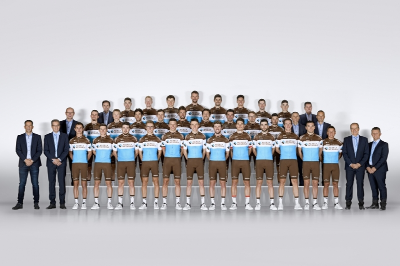 Состав команды AG2R La Mondiale на 2020 год