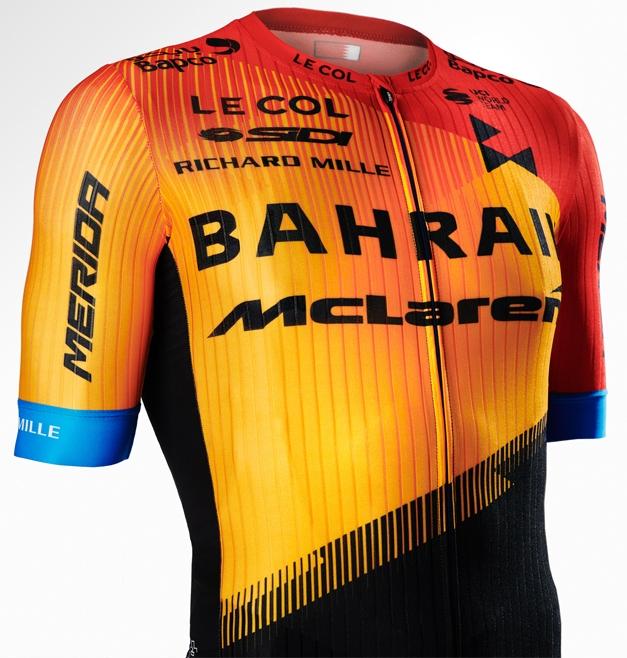 Команды Мирового Тура 2020: Bahrain McLaren (TBM) - BRN