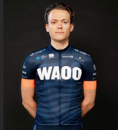 Михаэль Карбель – новый велогонщик команды NTT