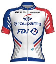 Команды Мирового Тура 2020: Groupama-FDJ (GFC) FRA