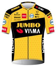 Команды Мирового Тура 2020: Jumbo-Visma (TJV) - NED