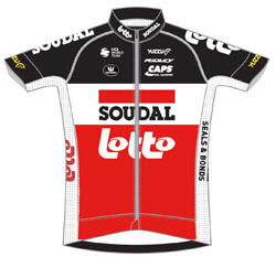 Команды Мирового Тура 2020: Lotto Soudal (LTS) - BEL