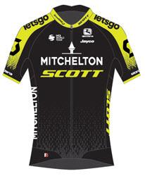 Команды Мирового Тура 2020: Mitchelton-Scott (MTS) - AUS