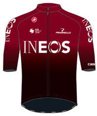 Команды Мирового Тура 2020: INEOS (INS) - GBR