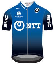 Команды Мирового Тура 2020: NTT Pro Cycling (NTT) - RSA