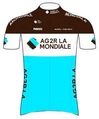 Команды Мирового Тура 20120: AG2R La Mondiale (ALM) - FRA