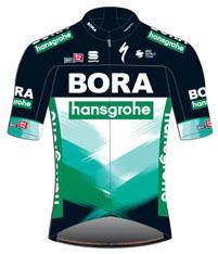 Команды Мирового Тура 2020: Bora-hansgrohe (BOH) - GER