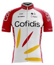 Команды Мирового Тура 2020: Cofidis (COF) - FRA