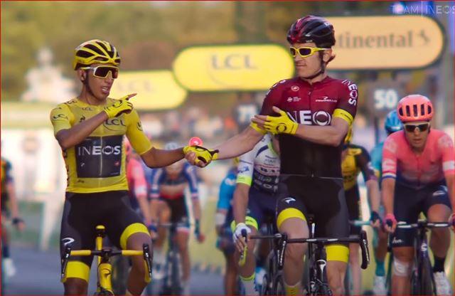 Команда Ineos объявила лидеров на Джиро д'Италия и Тур де Франс-2020