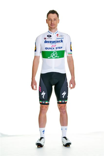 Спортивный директор команды Deceuninck-Quick Step о потенциале Сэма Беннетта