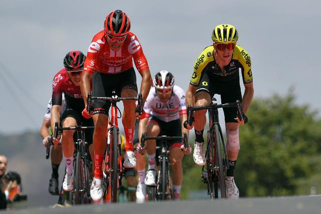 Роберт Пауэр, Саймон Йейтс, Дэрил Импи о 3-м этапе Тура Даун Андер-2020