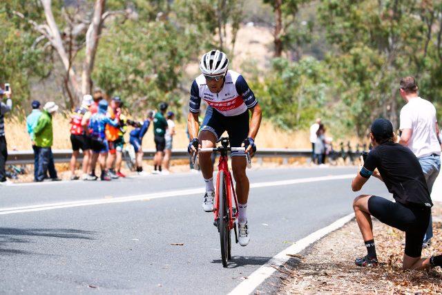 Ричи Порт – победитель 3 этапа Тура Даун Андер-2020