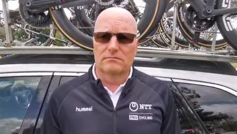 Бьярне Риис о возвращении в велоспорт