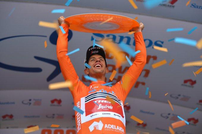 Ричи Порт – победитель Тура Даун Андер-2020
