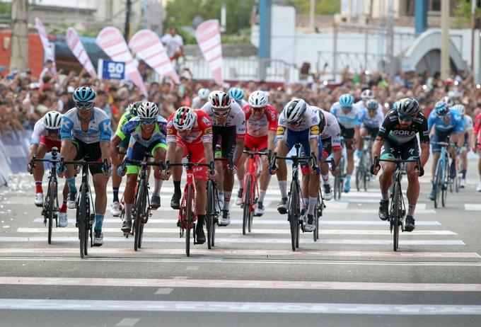 Руди Барбье – победитель 1 этапа Вуэльты провинции Сан-Хуан-2020