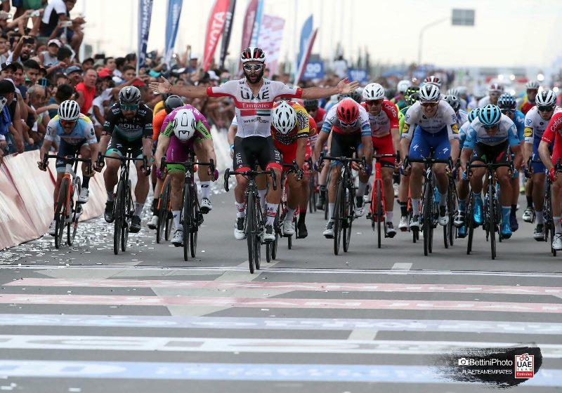 Фернандо Гавирия – победитель 2 этапа Вуэльты провинции Сан-Хуан-2020