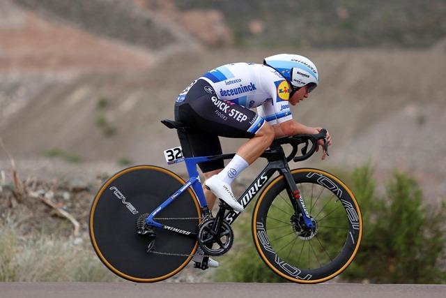 Ремко Эвенепул - победитель 3 этапа Вуэльты провинции Сан-Хуан-2020