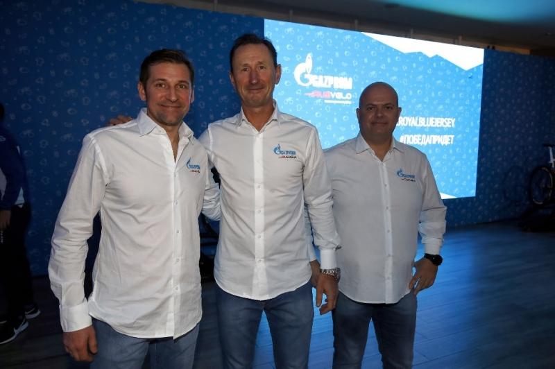 Новый сезон, новый этап в истории Gazprom-RusVelo