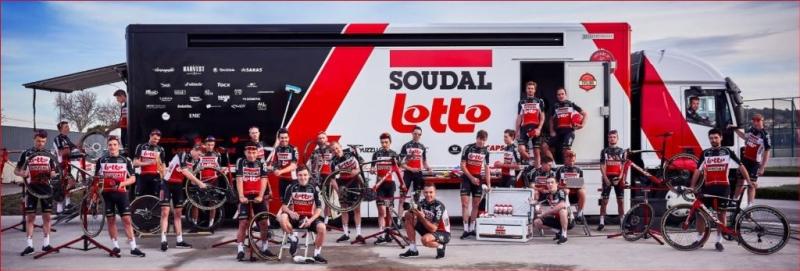 Команда Lotto Soudal ввела запрет на употребление алкоголя для всех членов команды