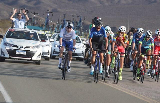 Ремко Эвенепул удержал майку лидера Вуэльты провинции Сан-Хуан-2020 на 5-м этапе