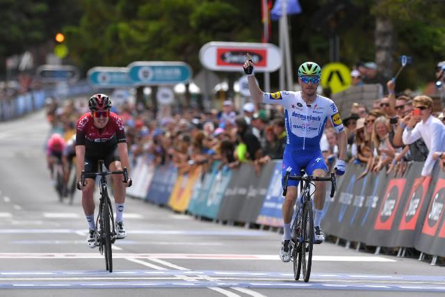 Павел Сиваков – призёр гонки Cadel Evans Great Ocean-2020