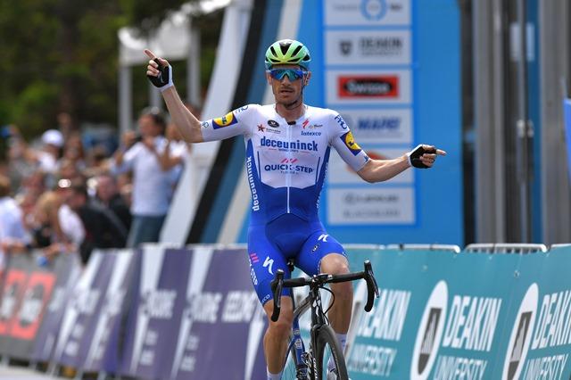 Дрис Девенинс – победитель Cadel Evans Road Race-2020