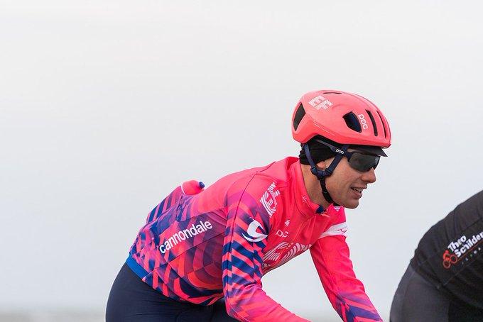 Травмы Себастьян Лангевельд и Маттео Москетти на гонке Etoile de Besseges-2020