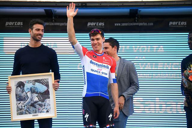 Фабио Якобсен – победитель 5 этапа Вуэльты Валенсии-2020