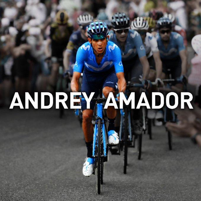 Андрей Амадор подписал контракт с командой INEOS