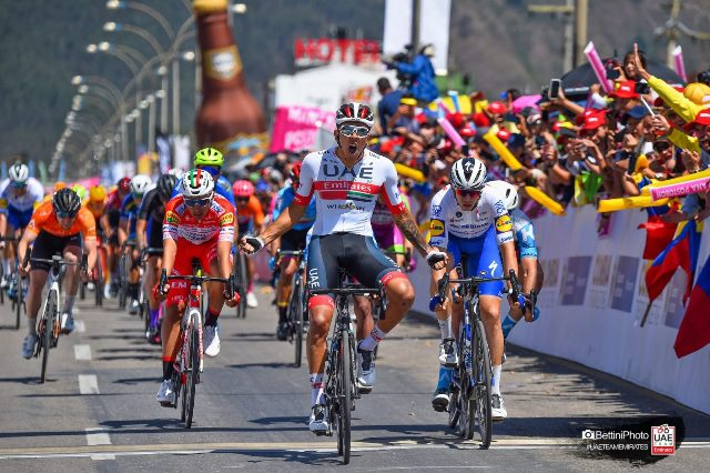 Себастьян Молано – победитель 2 этапа Тура Колумбии-2020