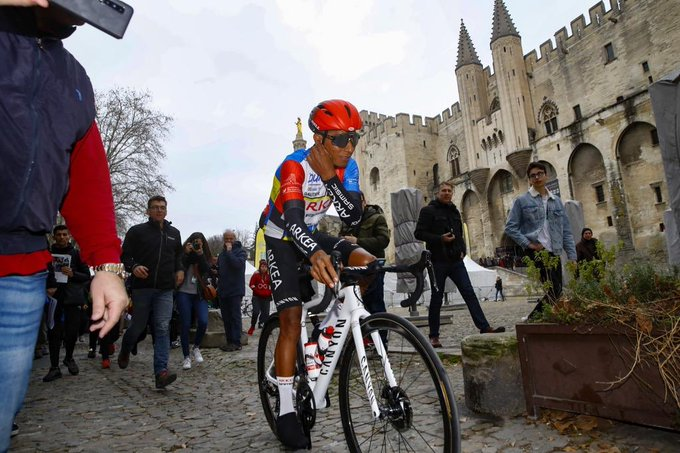 Наиро Кинтана – победитель Тура Прованса-2020