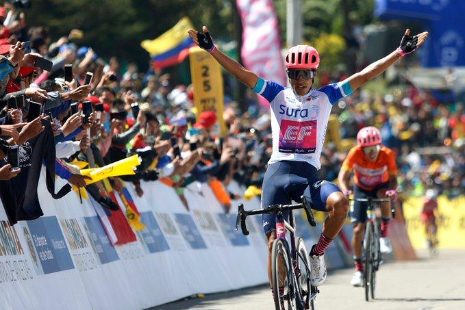 Серхио Игита – победитель Тура Колумбии-2020