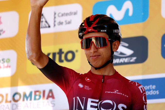 Эган Берналь о лидерстве на Тур де Франс-2020, дебюте на Джиро д'Италия и возрасте