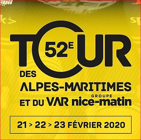 Tour des Alpes Maritimes et du Var-2020. Этап 3