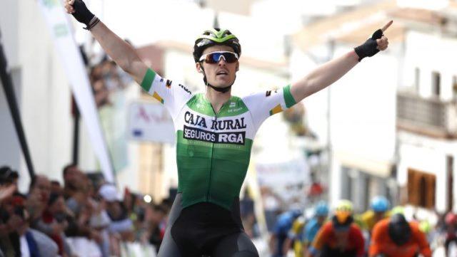 Гонсало Серрано – победитель 2 этапа Вуэльты Андалусии-2020