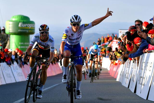 Ремко Эвенепул – победитель 2 этапа Вольты Альгарве-2020
